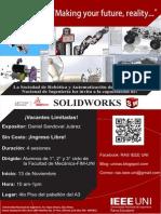 Capacitación de Solidworks