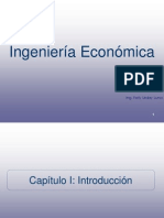 Capitulo N 1 Introduccion a La Ingenieria Economica