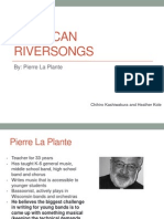 riversongs presentation