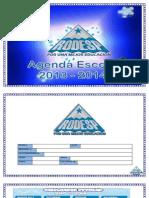 Agenda Escolar 2013-2104 Blog OFICIO