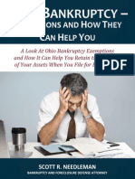 Ohio Bankruptcy - Exemptions and How They Can Help You