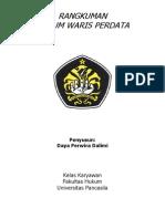 Rangkuman Hukum Waris Perdata.pdf