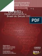 Direito e Desenvolvimento no Brasil do Século XXI