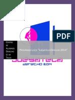 Programa Juégatela Derecho 2014