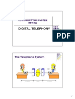 1B- Communication Networks - Digital Telephony - Copy