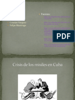 Crisis de Misiles en Cuba 2003