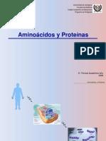 Aminoacidos Peptidos y Proteinas