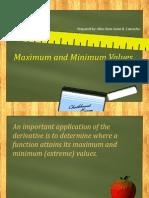 Maximum and Minimum.pptx
