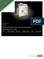 Interruptor Hd4 C
