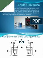 Expo Electroquimica Celda Galvanica
