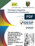 Psicología y Psiquiatría Convergencias y Divergencias (Dr. Cesar E. Castellanos)