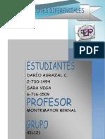 Proyecto de Ecuaciones Dario Agrazal-Sara Vega