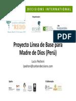 Lucio Pedroni - Madre de Dios (Peru)