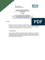 Informe de laboratorio Polímeros