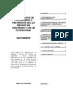 Guia Identificacion de Peligros 2010