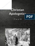 Christian Apologetics Session 1