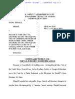 Gravitt's Motion in Fed Court.pdf