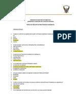 Cuestionario Aca Cadete 2013