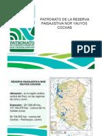 PDF Actividades 227 Experiencia de Cogestion de Un Area Natural Protegida1