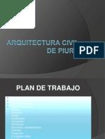 Arquitectura Civil de Piura