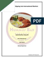 Hummus Bar Budapest
