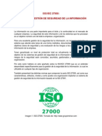 ISO 27000 perf