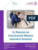 Exploracion Minera Sondeo Diamantino
