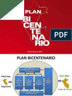 5.3 Plan Bicentenario - Resumen