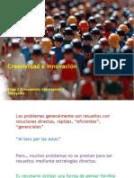 Creatividad - Tema2 Pensamiento CyD - Julio2011 Nuevbo
