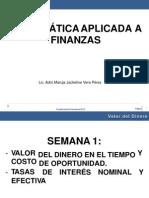 s1 Valor Dinero Tiempo Tasas Interes Final 28