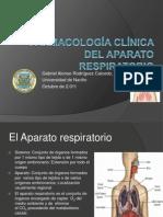 Farmacologia Clinica Del Sistema Respiratorio 2011