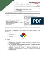 HojaDatosSeguridad AsfaltoSolido60 70PEN Cemento Asfaltico