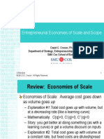 STRA 6224 Minilecture -- Economies of Scale and Scope (Final Version).pptx