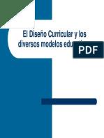 Modelo Educativo y Plan Estudio