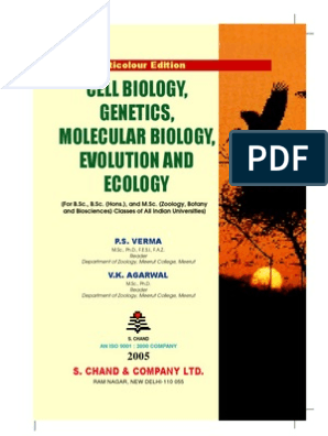 Cell Biology, Genetics, Molecular Biology, Evolution and