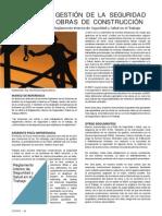 Indiscutible utilidad de un Reglamento Interno de Seguridad y Salud en el Trabajo