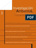 investigación ambiental