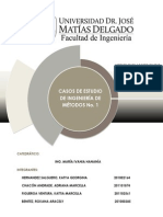 RESOLUCIÓN CASOS DE ESTUDIO CLASE