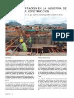 La Subcontratación en la Industria de la Construcción