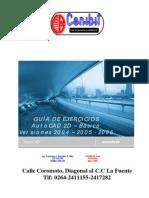 Guia de Problemas AutoCAD 2D Basico