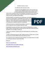 Actividad 2. Estructuras Sociales