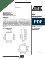 AT89C52 Micro Controller Datasheet.pdf