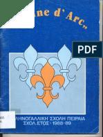 Ecole Jeanne D'Arc Souvenir 1988-1989.pdf