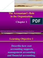 Management accounting basics