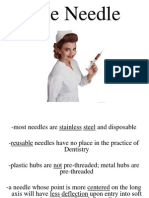 The Needle.ppt