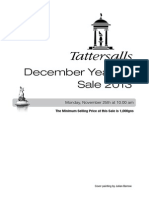 Feb 2014 | Auction | Horse Breeding