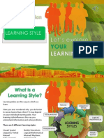 my learning plan  learning style 4 - brodie