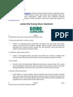 Asumsi konsep dasar akuntansi.docx
