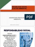 Responsabilidad Social y Educacion Ambiental