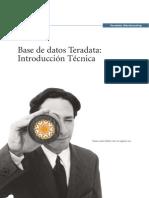 BD TERADATA - Introducción Técnica
